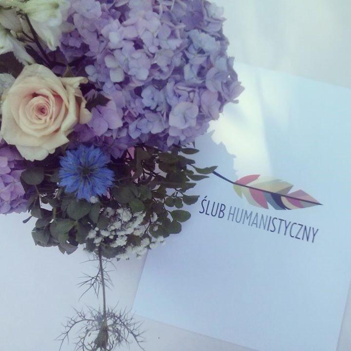 Ślub humanistyczny - certyfikat zawarcia ślubu
