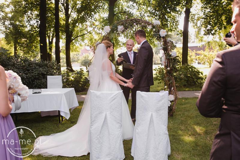 Ślub humanistyczny w Warszawie