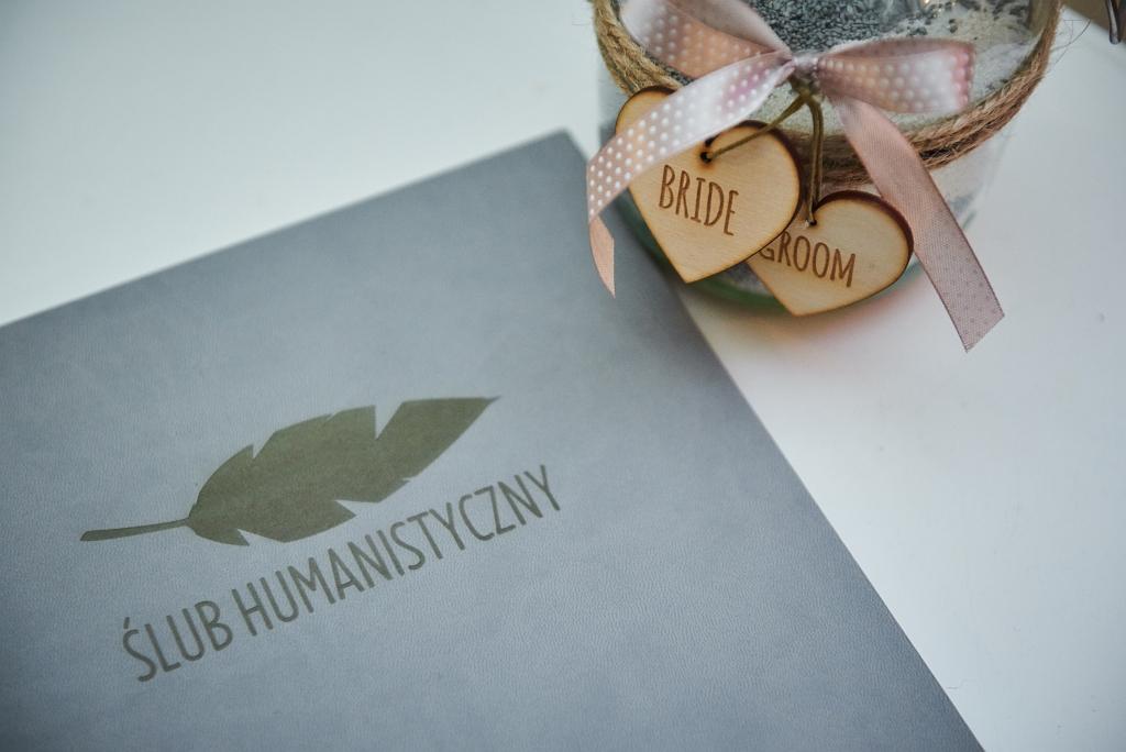 Teczka do prowadzenia ślubu humanistycznego