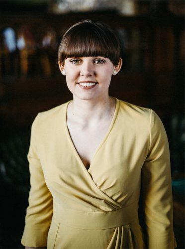 Joanna Humerczyk - mistrzyni ceremonii