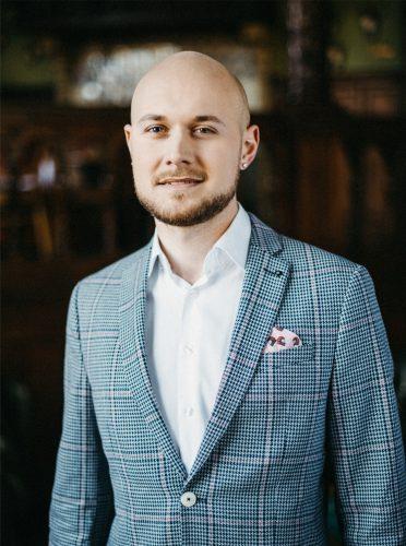 Szymon Wieczorek - celebrant