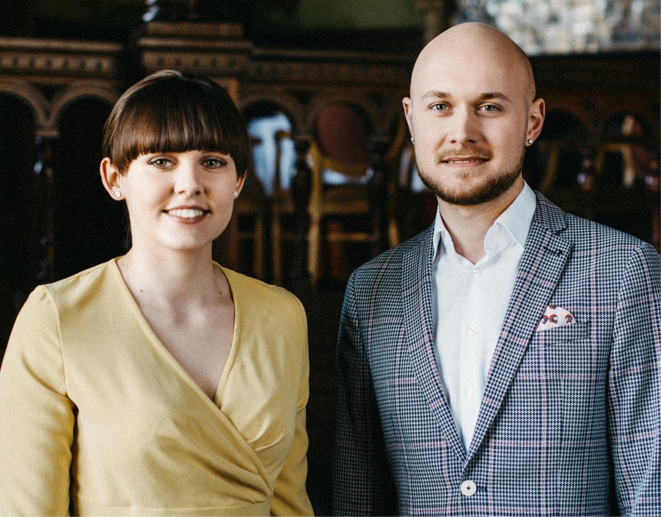 Joanna Humerczyk i Szymon Wieczorek