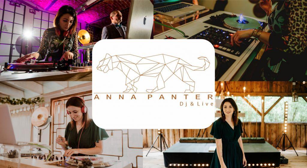 Anna Panter getlight dj live