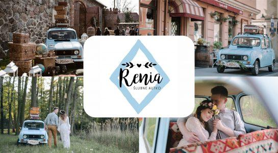 Renia – ślubne autko
